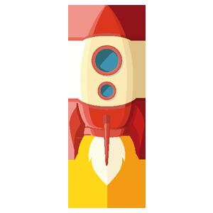 Rakete - Erfolg